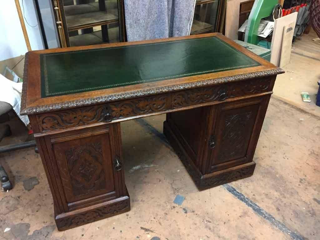 Desk Restoration
